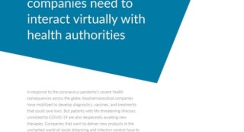 How to interact virtually with health authorities
