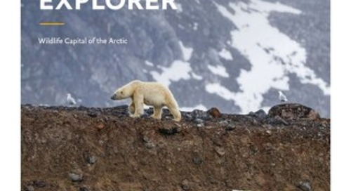Spitsbergen Explorer: Wildlife Capital of the Arctic