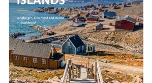2022 Three Arctic Islands