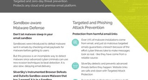 Targeted Attack Protection