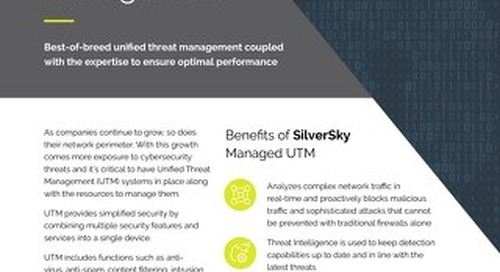 Managed Unified Threat Management