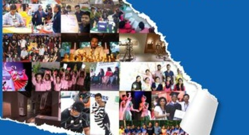 Shiv Nadar Foundation Annual Report 2019-20