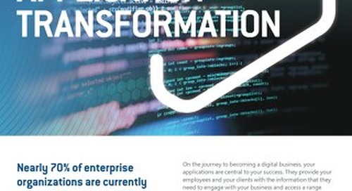 NS:GO Application Transformation 2020 Flyer