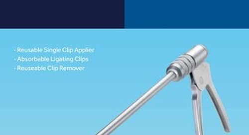Product Info Guide: Lapro-Clip™ system
