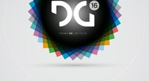 Pulse - DG16 Blended Fonts