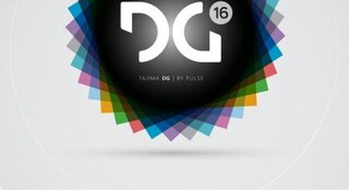 Pulse - DG16 Chenille Font Pack