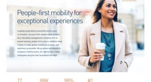 Graebel Talent Mobility Service Portfolio - GB