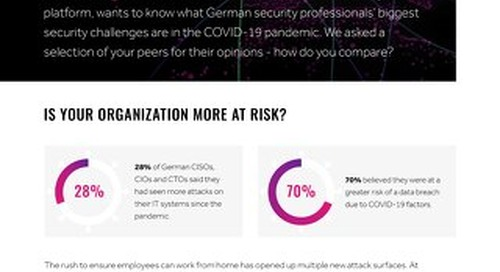 The Covid Confessions Of German CISOs