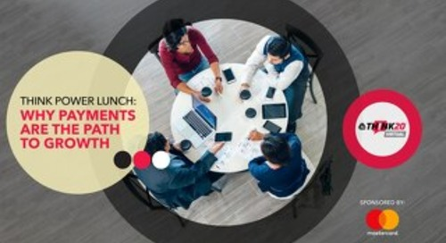 THINK Virtual PowerLunch Payments