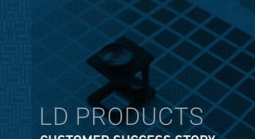 Customer Success Story: LD Products Implements D365 Finance