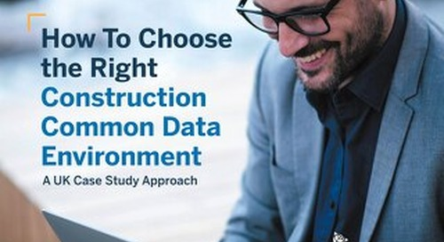 The Right Common Data Environment Moves You Closer to Higher Profits