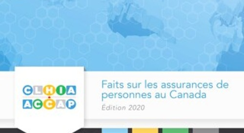 Faits sur les assurances de personnes au Canada, 2020
