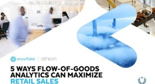 5 Ways Flow-of-Goods Analytics Can Maximize Retail Sales