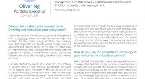 Oliver Ng | Mercatus Data Leader Spotlight