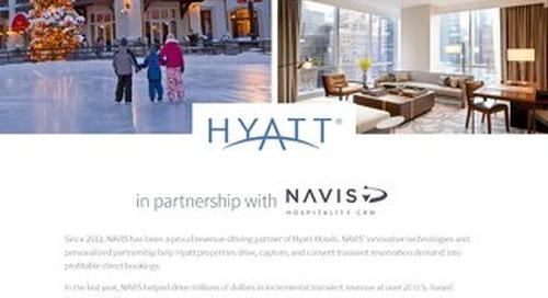 Hyatt Partnership Brochure