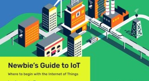 Newbie's Guide to IoT