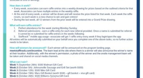 Peak Season Incentive Program FAQs_sheet
