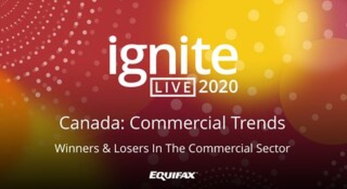 IgniteLIVE2020 Commercial Trends
