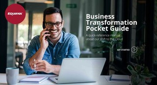 Business Transformation Pocket Guide