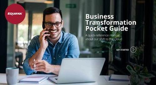Business Transformation Pocket Guide