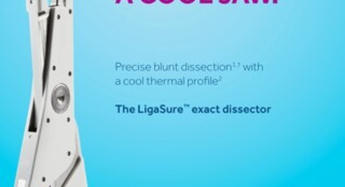 Info Sheet: LigaSure™ Exact Dissector