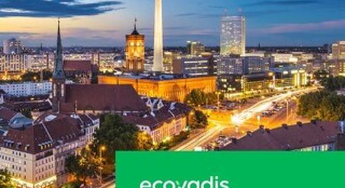 EcoVadis CSR Risk & Performance Index 2018: Report Deutschland