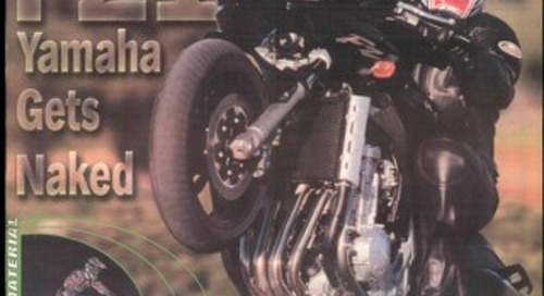 Cycle News 2001 03 07