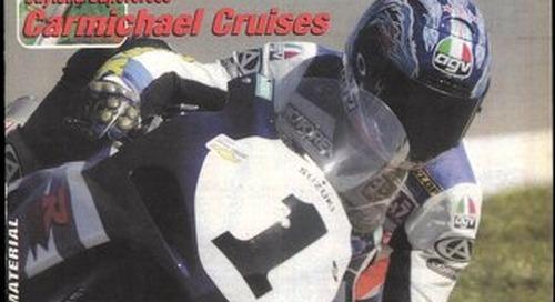 Cycle News 2001 03 21