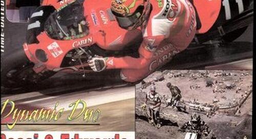 Cycle News 2001 08 22