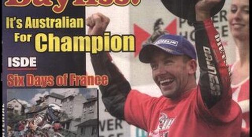 Cycle News 2001 09 19