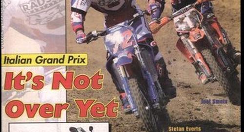 Cycle News 2001 09 26