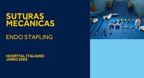 Presentación Endo Stapling