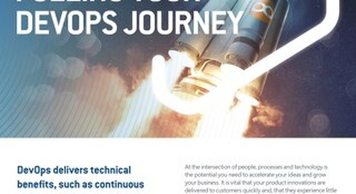 NS:GO DevOps Journey 2020 Flyer