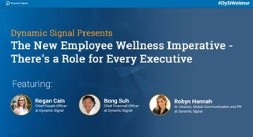 The New Employee Wellness Imperative (Pres Deck)