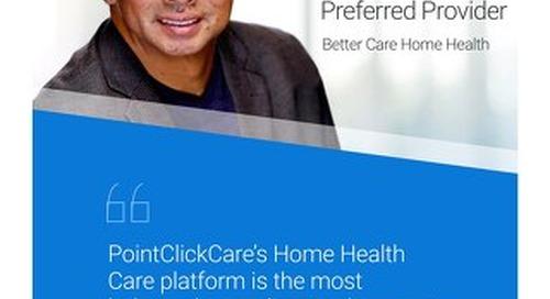 Customer Testimonial: Better Care Home Health