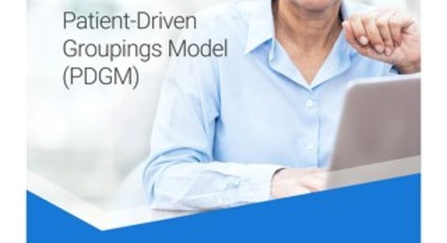 PDGM Toolkit Checklist