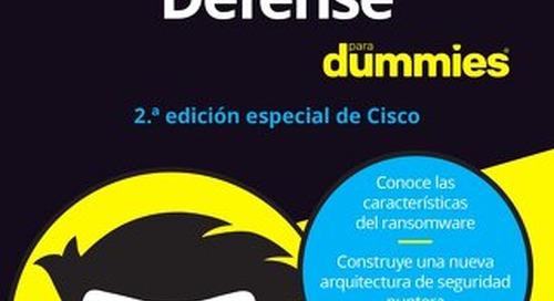 Defensa frente al ransomware para principiantes: edición nueva y mejorada para 2020