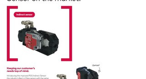 What's New: Indirect Gripper Sensor