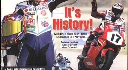 Cycle News 2004 10 20