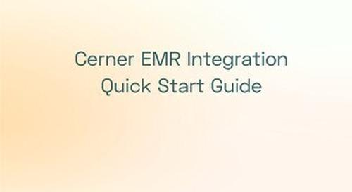 Suki-Cerner Integration Quick Start Guide
