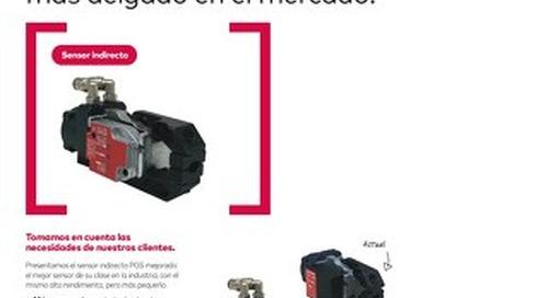 Spanish - Indirect Gripper Sensor