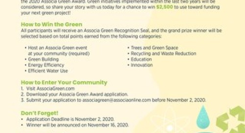 Associa Green Award 2020