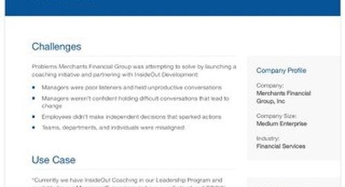 Merchants Financial Group