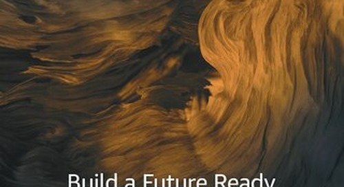 Build a future ready business with AWS