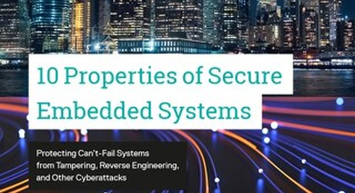 10 Properties of Secure Intelligent Edge Systems