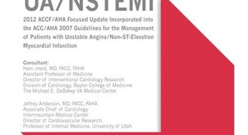 UA/NSTEMI Guidelines App