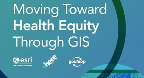 Moving Toward Health Equity Through GIS