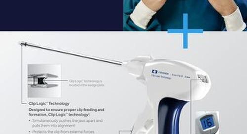 Info Sheet: Endo Clip™ III 5 mm Clip Applier