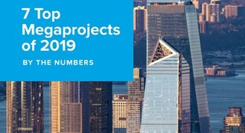 7 Top Megaprojects from 2019