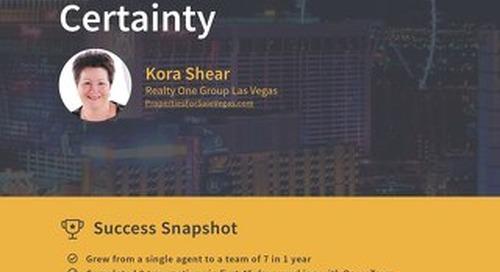 Case Study - Kora Shear